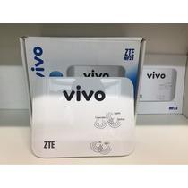 Modem Vivo Box 3g Wi-fi Zte Mf-23 Chip Direto No Roteador !