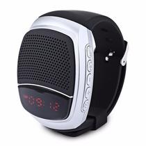 Reloj Parlante Bluetooth Radio Fm Deportes 06526 / Fernapet