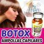 Ampollas De Hidratacion Capilar Profunda Botox Ambarina