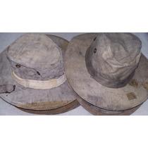 Sombrero Cazador Modelos Unicos No Se Repiten !!