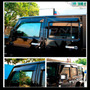 Kit 4 Visera Parasol Protectra Acrilico Jeep Wrangler Jk 07