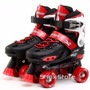 Patines Artisticos Extensibles Profesional Adulto Abec 7 41
