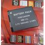 Bateria Nb11l Para Canon A2300 A2400 A3400 A2500 A2600 A3500