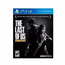 Código Do Jogo The Last Of Us Remastered Código Psn Ps4