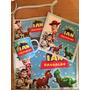 Set De Jardin Personalizado Con Taza Toy Story Buzz Jessie