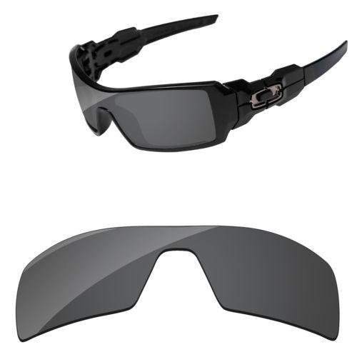 4843a5d027 Recambio Policarbonato Negro Lentes De Oakley Gafas De... - $ 70.990 ...