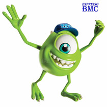 Mike Wazowski De 10cm Universidade Monstros Disney & Pixar