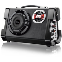 Caixa De Som Multiuso Com Microfone Multilaser - Sp191