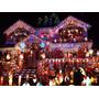 Luces De Navidad Guirnalda 600 Led Multicolor