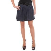 Falda De Mezclilla, Minifalda, Ropa Mujer, Azul, Vestido