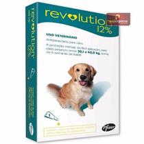 Revolution 12% Antipulgas Cães De 20 A 40 Kg - 1 Ampola