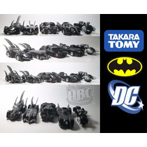 Lote De Batmobiles Nuevos Takara Tomy Carro A Escala 164 Abc