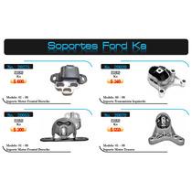 Juego De Soportes Ford Ka Motor Transmision