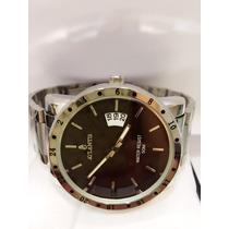 Relógio Masculino Original Atlantis Com Calendário