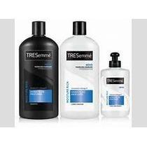 Kit Shampoo Hidrata+cond+creme P/pentear Hidratação Profunda