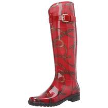 Rain Boots Botas Lluvia Ralph Lauren Rossalyn 2 Mex