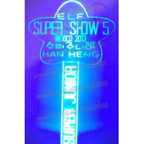 Super Junior Lightstick Original Super Show 5 Parte 3