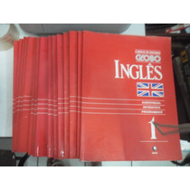 Curso De Inglês Globo 17 Fascículos +15 Cds