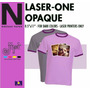 Papel Transfer Láser Neenah Camisetas Oscuras X80 Hjs Carta