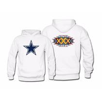 Sudadera Super Bowl 30 Nfl Dallas Cowboys Vaqueros