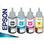 Tintas Epson Originales Kit