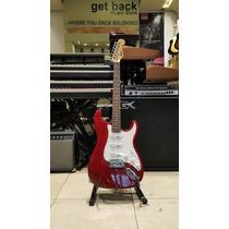 Combo Guitarra Stratocaster+funda+correa+ampli 10w
