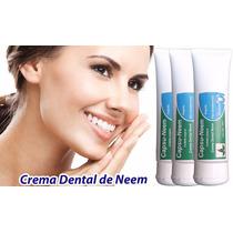 Crema Dental De Neem, Nim, Nin
