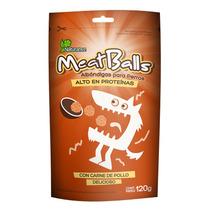 Premios Para Perro Alto En Proteina Naturance Meatball 120gr