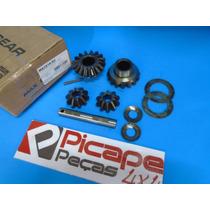 Kit Reparo Diferencial S10 Eixo Dana 46 - Maxgear Mx2516/sc