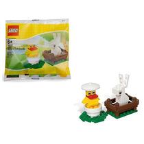 40031 Pato En Cascaron Y Conejo Lego Ugo