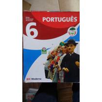 Livro: Português 6 / Projeto Araribá.