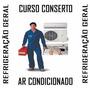 Curso Refrigeração Instalação De Ar Condicionado - Videoaula