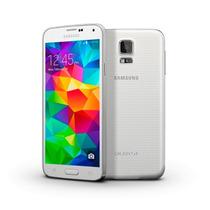 Celular Smartphone Samsung Galaxy S5 Blanco 16gb Cam 16mp