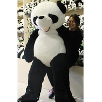 Oso Panda Jumbo Peluche Gigante 1.80 Mts Alto + Regalo