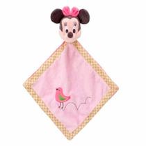 Paninho Naninha Disney Minnie Bebê - Neném Buba Toys