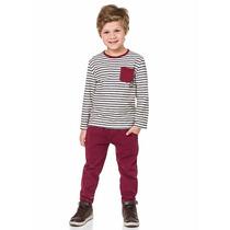 Calça Skinny Masculina Juvenil Coloridas