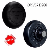 Driver Para Corneta Selenium D200 50w Rms 8 Ohms
