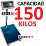Balanza O Peso Digital Electrónico Industrial 150 Kgs.
