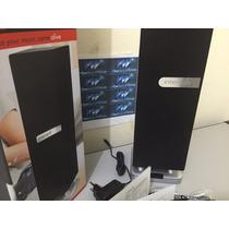 Caixa De Som Bluetooth Tower Pulse Ee0779 Torre C/ 100w