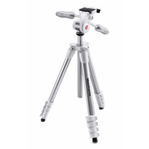 Tripie Manfrotto Mkcompactadv-wh Compact Advanced Rótula 3w