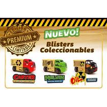Trencitos Camiones Trencity Premium Caja Madera- Din Don