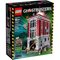 Lego 75827 Edificio Casa Fantasmas, Ghostbusters, Con Envio