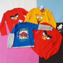 Angry Birds - Remeras Manga Larga
