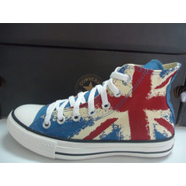 Tênis All Star Converse England Hi Ct 1470 001 ( Original )