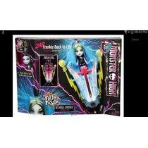 Muñeca Monster High Fusion Camara Espeluznante