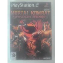 Mortal Kombat: Shaolin Monks Ps2 Game - Frete Grátis