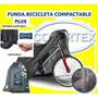 Funda Cubre Bicicleta Total100% Impermeable +uv+2 Costuras