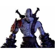 God Of War 3 Kratos Pvc 22cm -neca- (a Pronta Entrega)