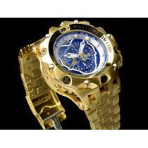 Relógio Invicta Venom Suiço Plaque Ouro 16805 Hybrid