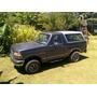Ford Bronco - 5.0 Xlt 5000cc - 1994